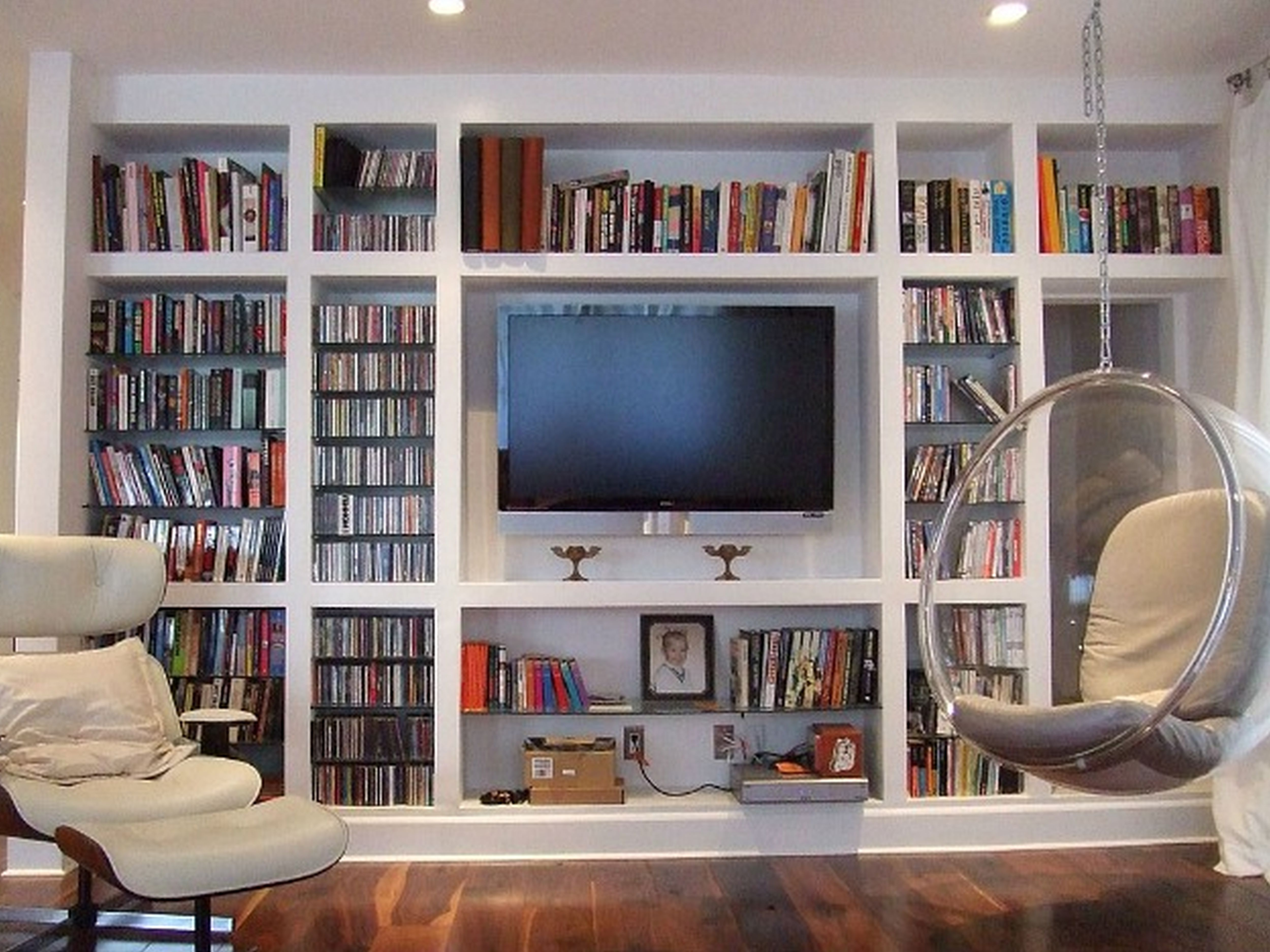 Wall Mounted Bookshelves 15 Inspirations Of Full Wall Bookcases