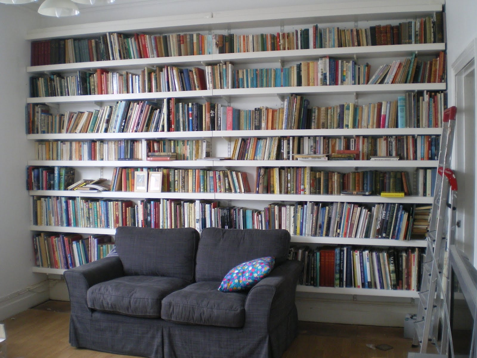 Wall Book Racks 15 Inspirations Of Book Shelving Systems