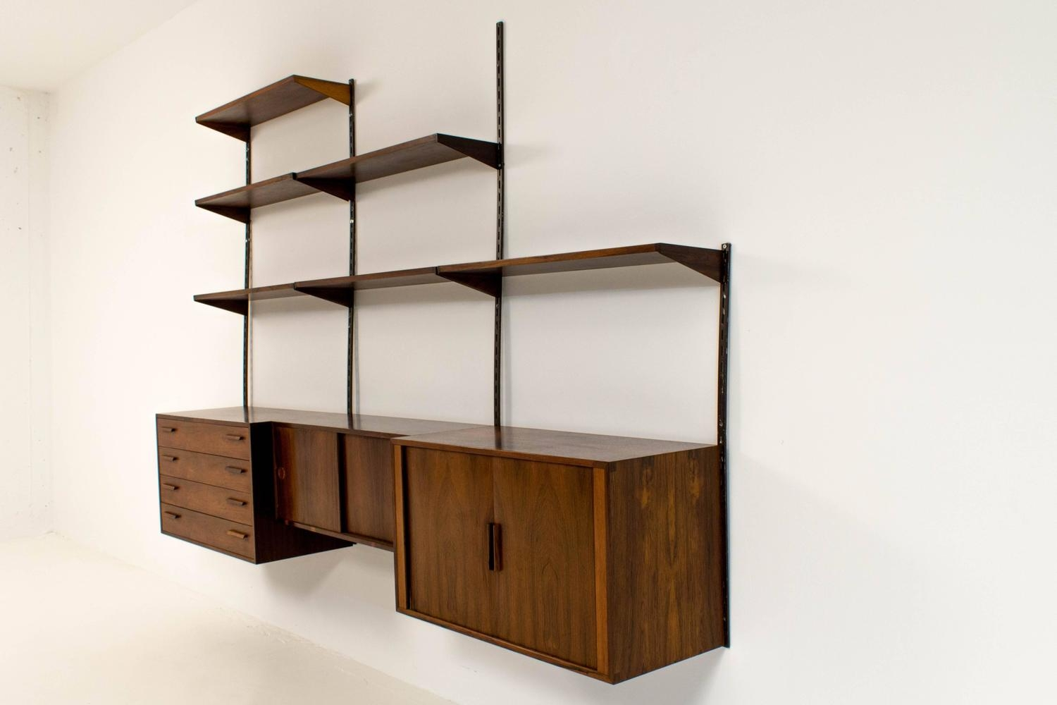 Pictures Of Wall Shelves 15 Best Of Wall Shelving Units