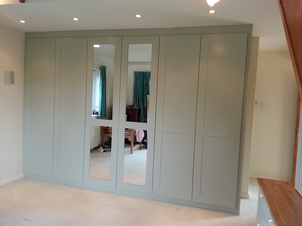 Build In Wardrobe 15 Photo Of Solid Wood Fitted Wardrobes