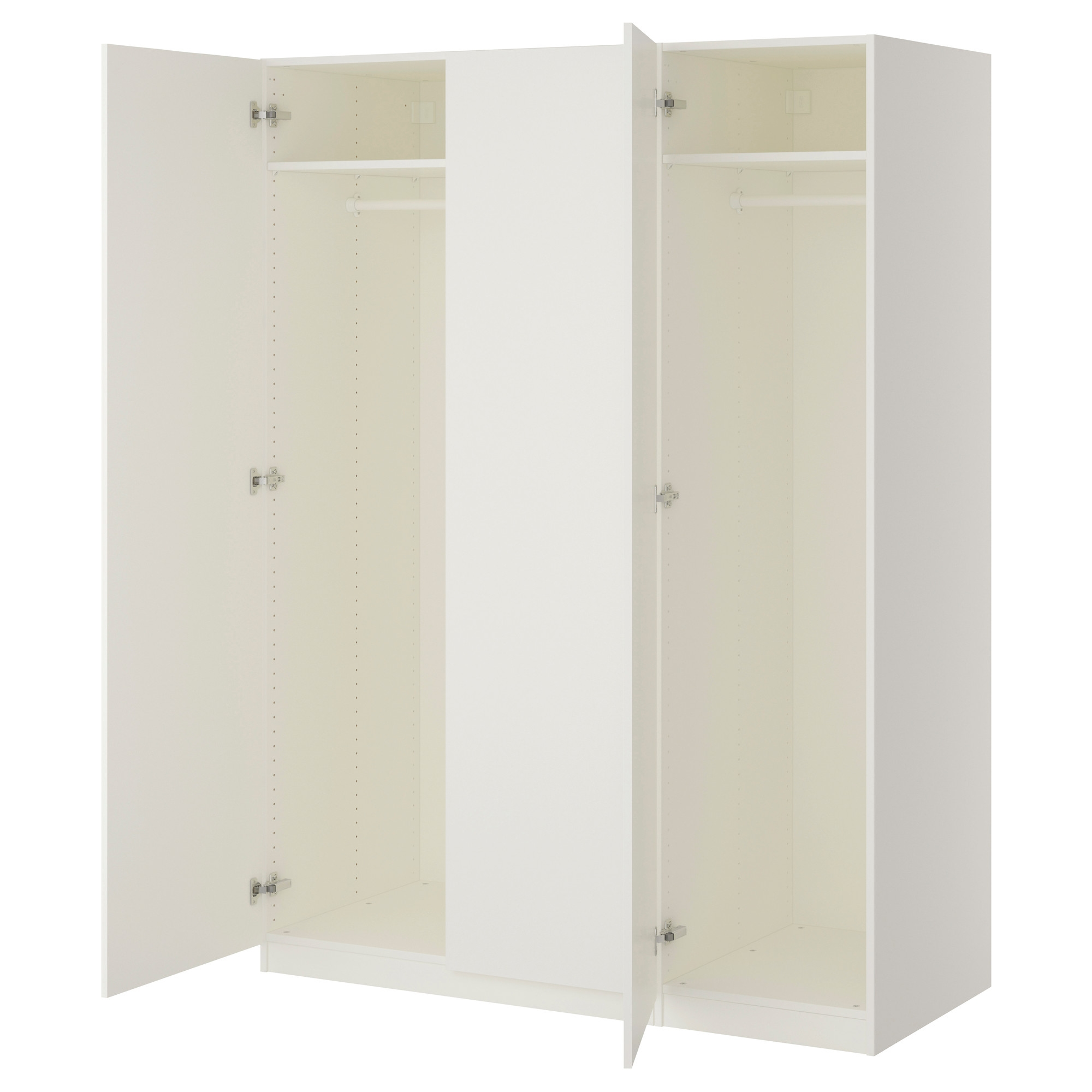 Ikea System 15 Best Collection Of Fitted Wardrobe Depth