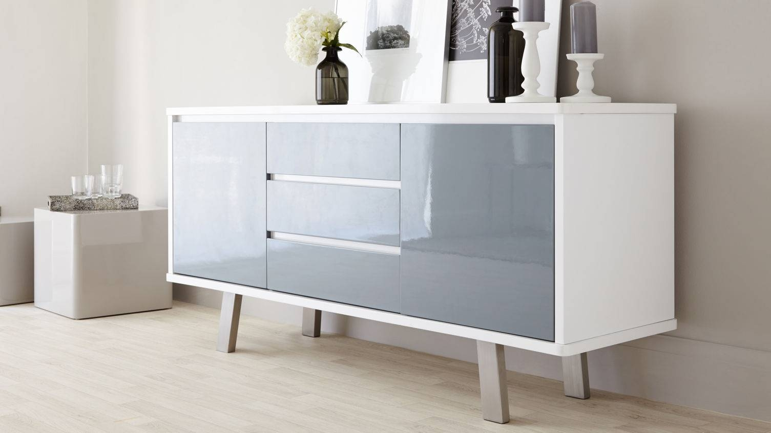 Funky Furniture Ottawa 20 Collection Of White Sideboard Modern