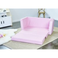 Kids Flip Out Sofa Bed Marshmallow Furniture Children S 2 ...