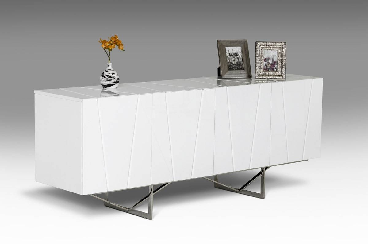 Moderne Sideboards 20 Inspirations Of White Sideboards Furniture