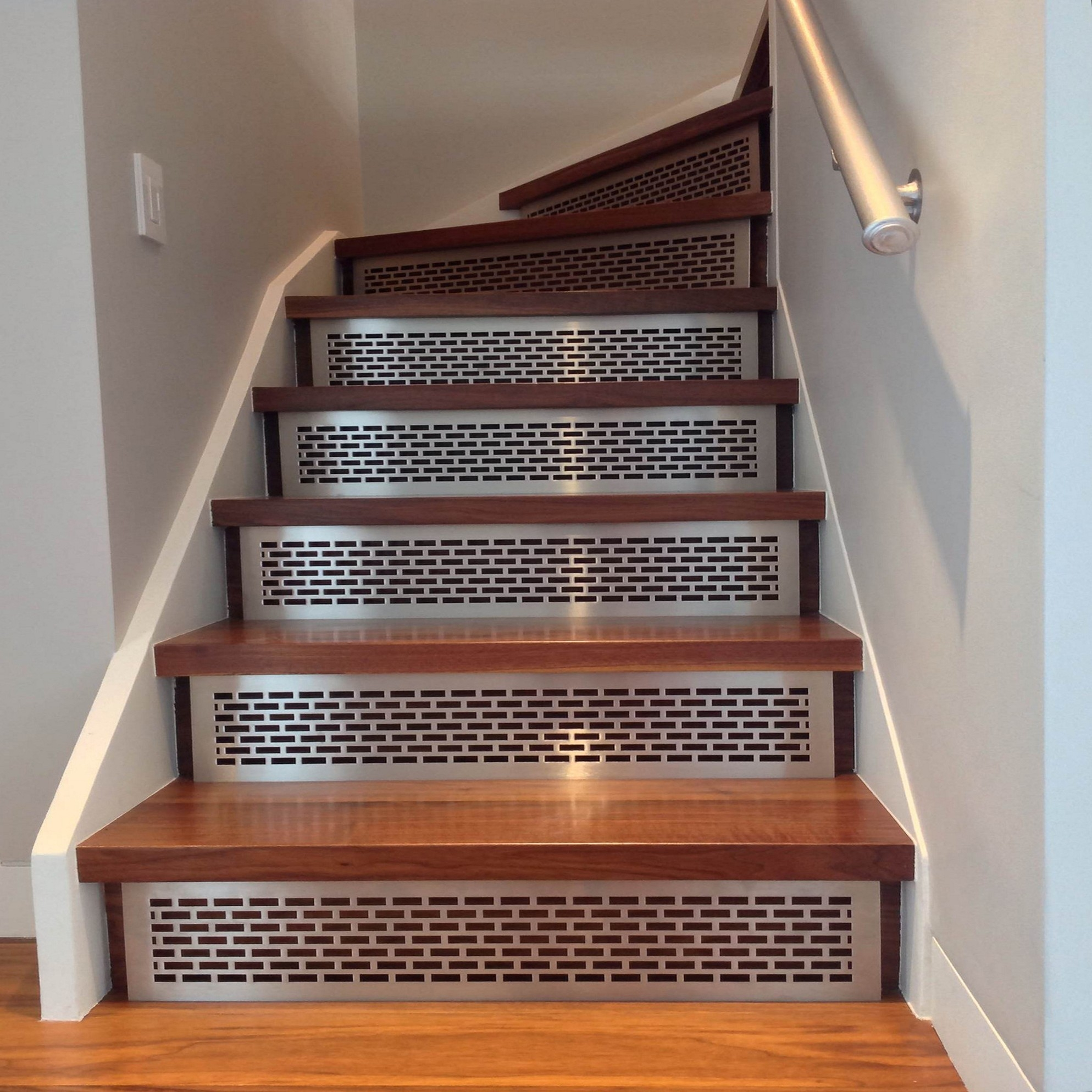 Flooring Ideas For Stairs 20 Best Ideas Of Stair Tread Carpet Covers