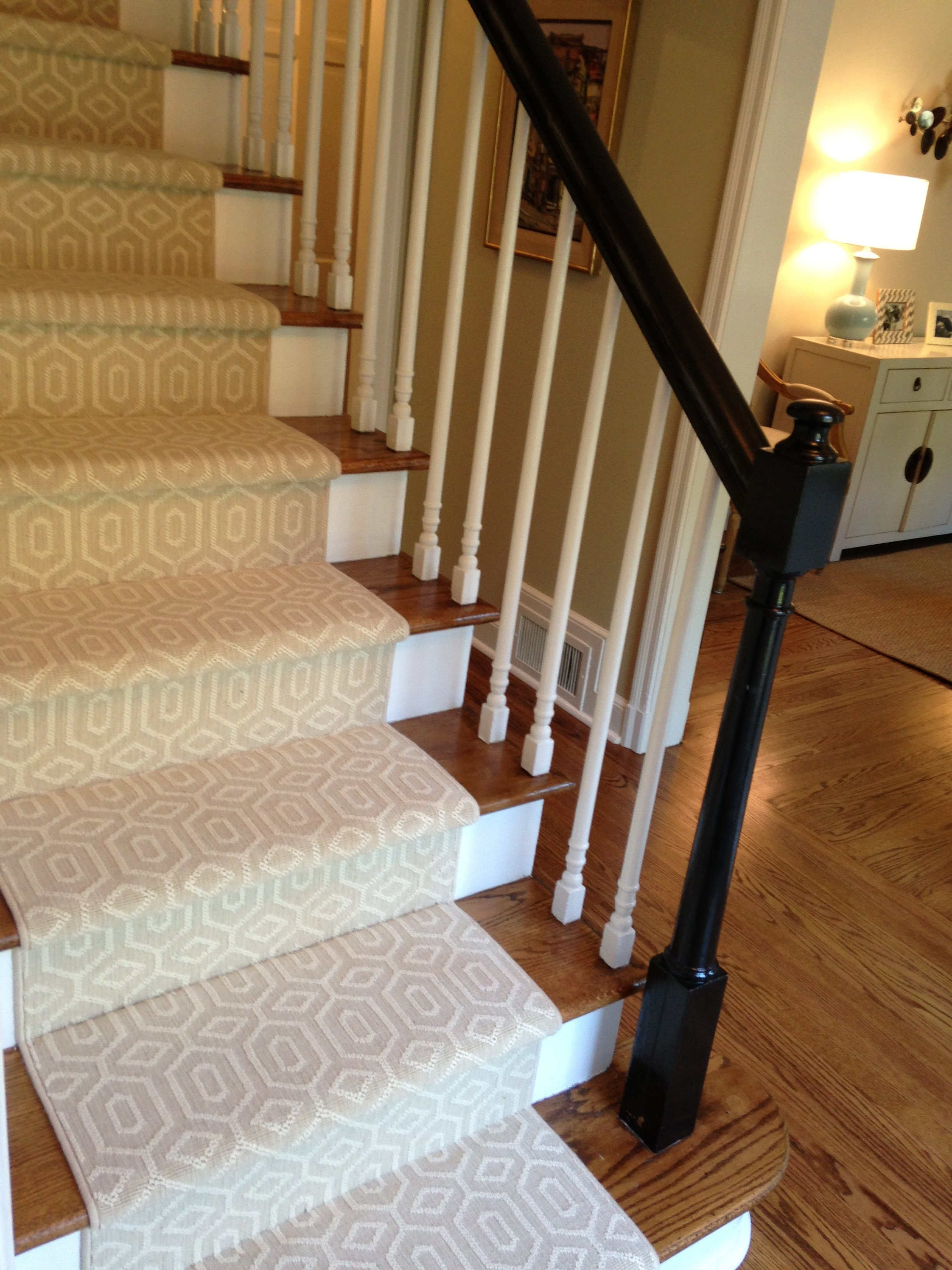 Flooring Ideas For Stairs 20 Ideas Of Stair Tread Carpet Runners