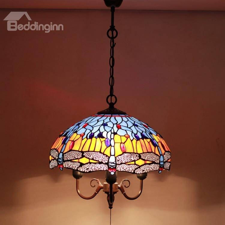 15 Collection of Stained Glass Pendant Light Patterns