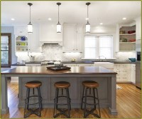 15 Best Collection of Single Pendant Lighting for Kitchen ...