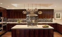15 Collection of Blown Glass Pendant Lighting for Kitchen