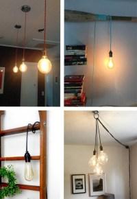 15 Best Ideas of Hanging Plugin Pendant Lights