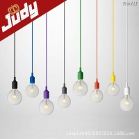 15 Best Collection of Pendant Lights With Coloured Cord