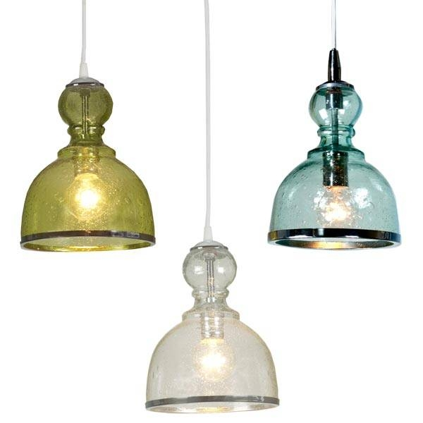 Mini Pendant Lights With Seeded Glass 15 Inspirations Of Seeded Glass Mini Pendant Lights