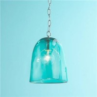 15 Photo of Turquoise Glass Pendant Lights