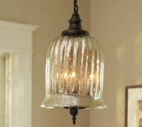 15 Collection of Mercury Glass Lights Fixtures
