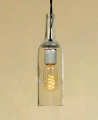 15 Photo of Wine Bottle Pendant Light Kits