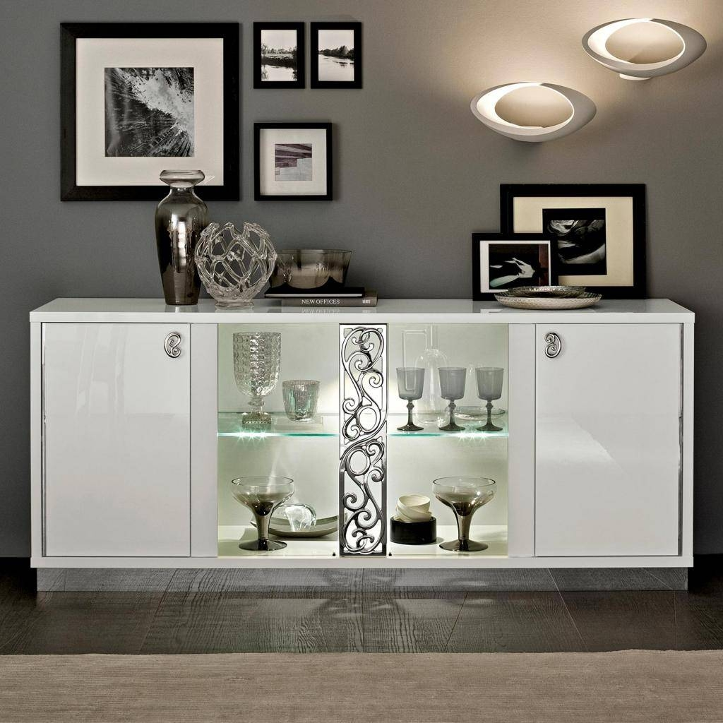Sideboard Glas 15 Best Collection Of White Glass Sideboards