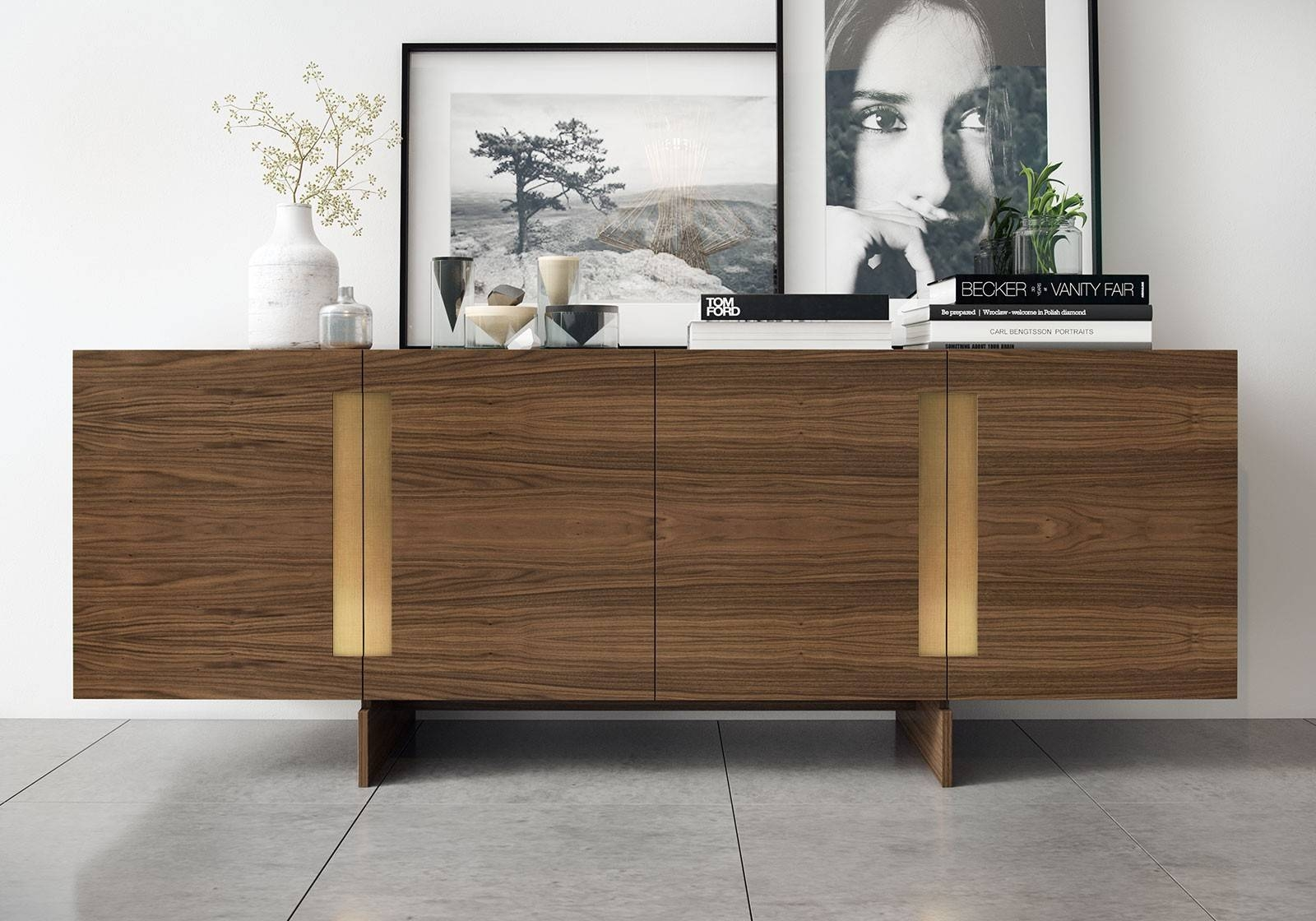 Sideboard Modern Design 15 Inspirations Of Contemporary Sideboards And Buffets