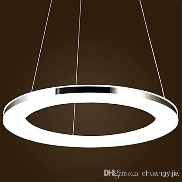 15 Collection of Circular Pendant Lights