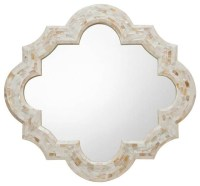 15 Collection of Quatrefoil Wall Mirrors