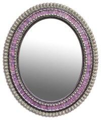15 Best Ideas of Purple Wall Mirrors