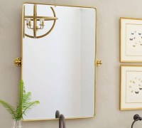 15 Photo of Pivoting Wall Mirror