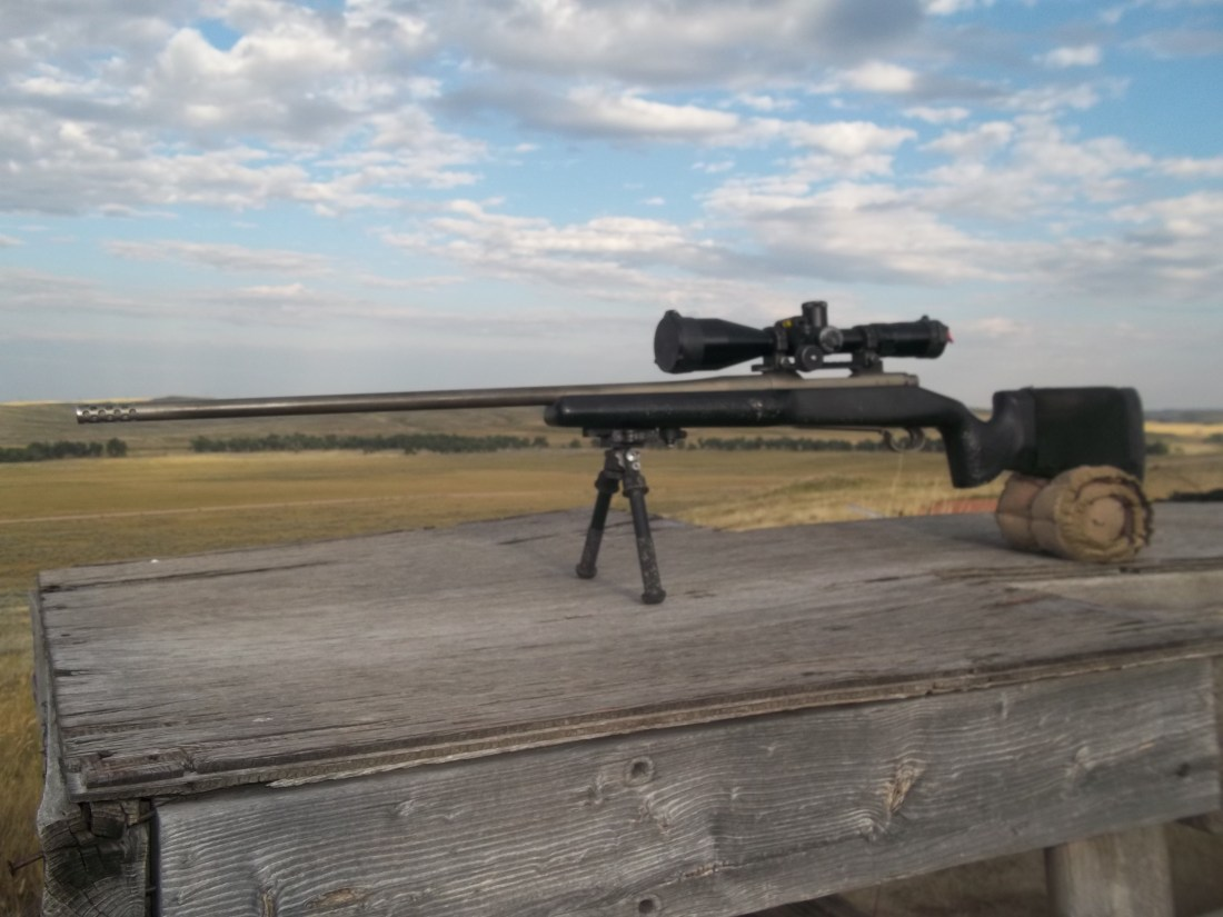 What Does it Take to be a Long Range Shooter/Hunter Part 2 By Fonzy Haskell