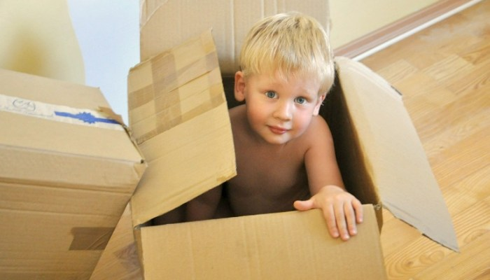 Moving House With A Toddler: How To Avoid A Meltdown