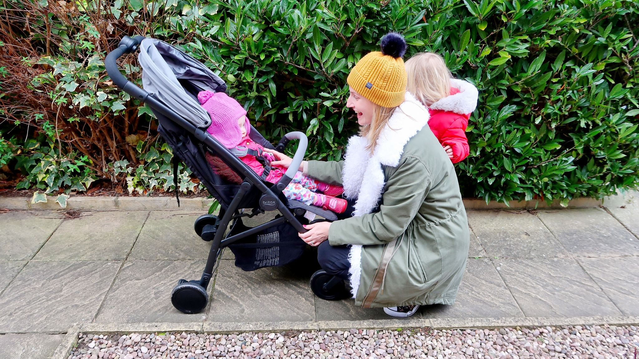 Britax Double Pushchair Reviews Britax B Lite Pushchair Review The Mummy Bubble