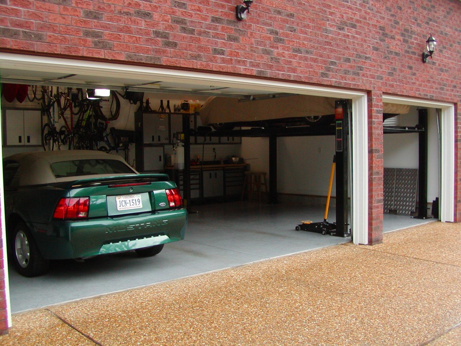 car lift for garage custom car lift in california garage