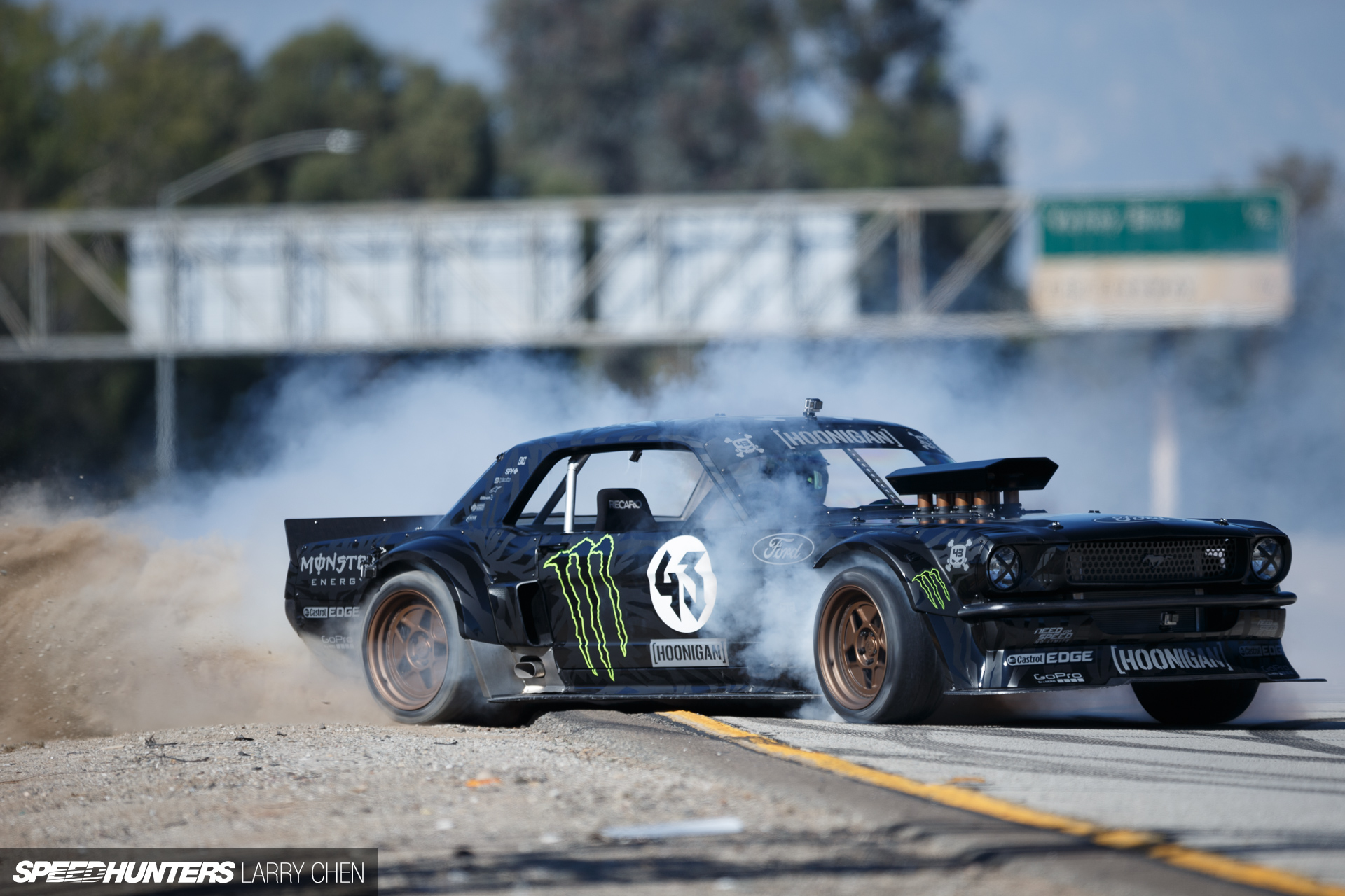 Widebody Drift Car Wallpaper The Hoonicorn Rtr The Mustang Source
