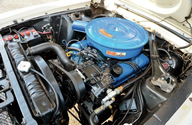 66 Mustang Engine Wiring Diagram 1967 Ford Mustang Engine Bay The Mustang Source