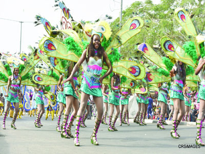 Funfare as Calabar Carnival kicks off - The Nation Nigeria