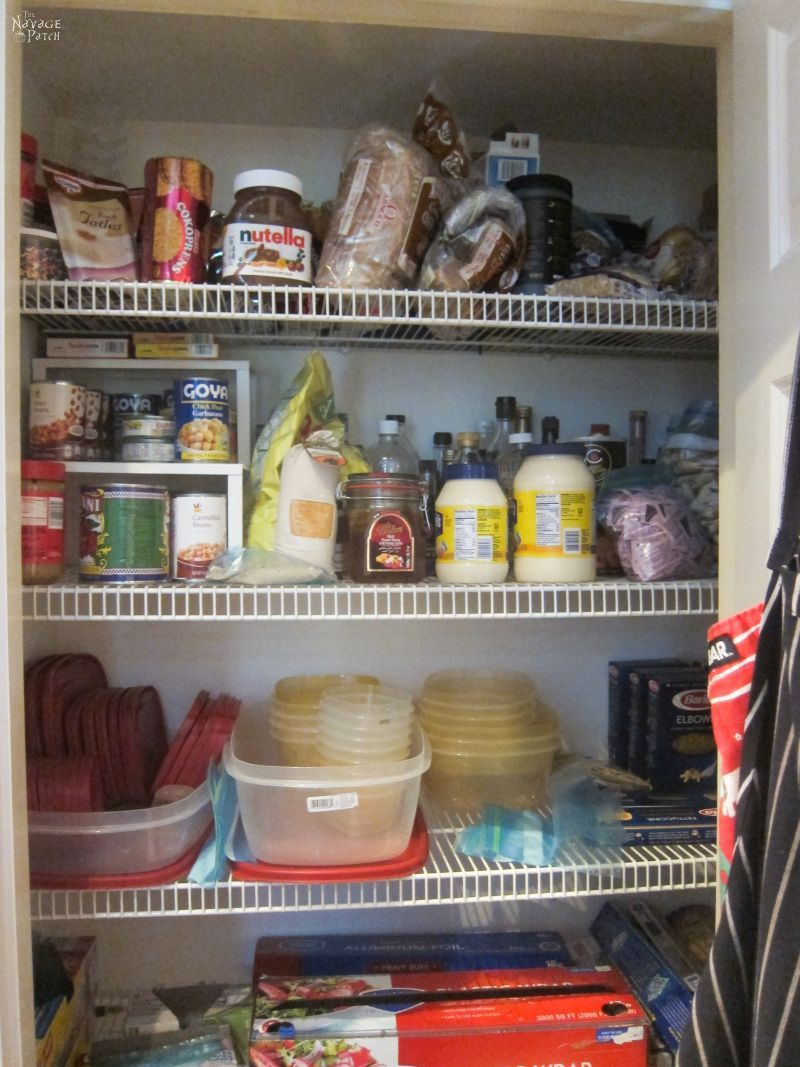 Pantry Organization Pantry Makeover And Organization Ideas The Navage Patch