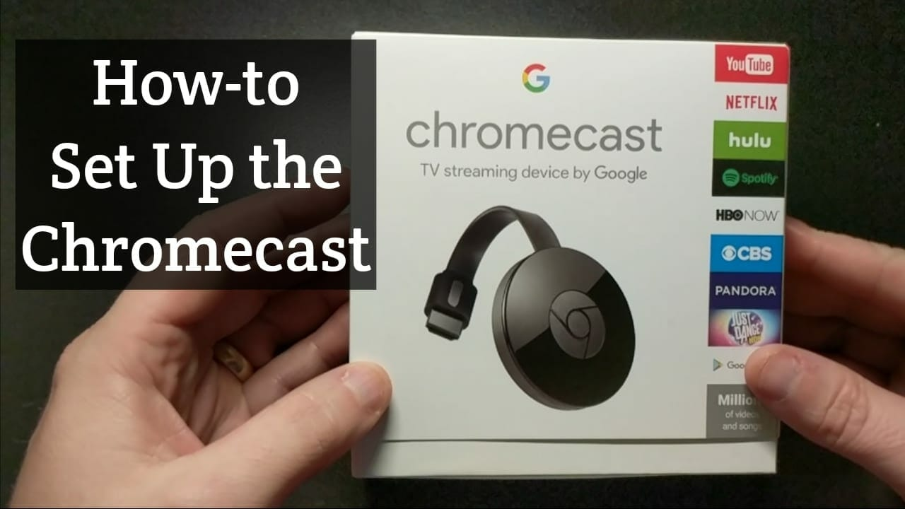 Einrichten Netflix How To Setup Install Chromecast On Windows 10 Pc