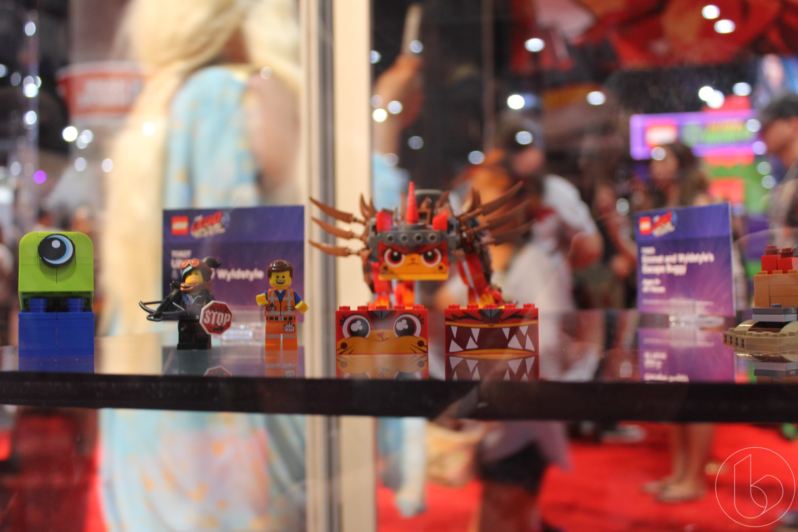 Lego At Sdcc 2018 The Future Is Full Of Bricks The Nerdy