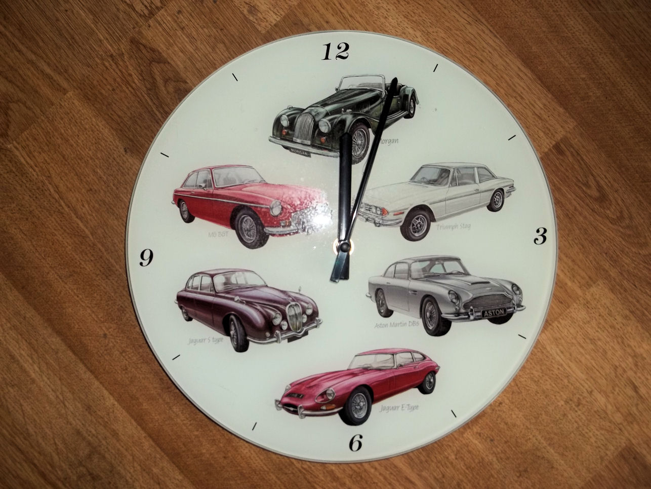 Classical Wall Clocks Classic Car Wall Clock