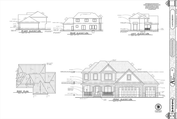 Pin by Michael Ou0027leary on Front Elevations Pinterest - copy construction blueprint school