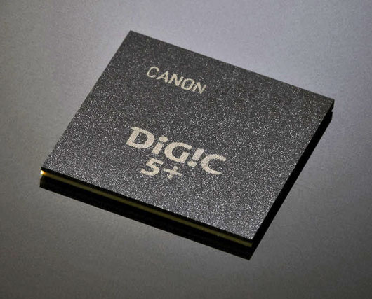 Canon DIGIC 5+ Image Processor