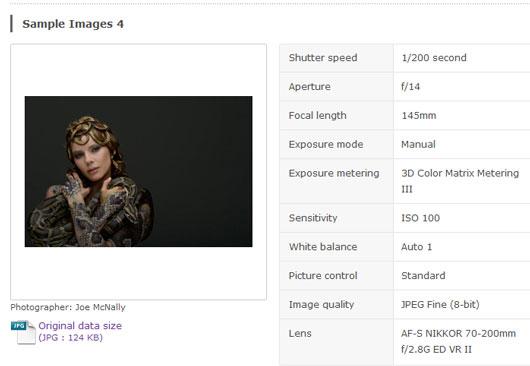 Nikon D4 Sample Images