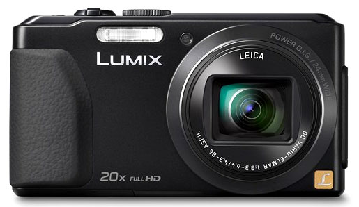 Panasonic LUMIX DMC-ZS30