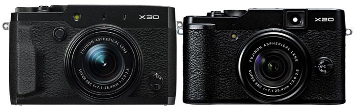 Fujifilm-X30-vs-X20-image