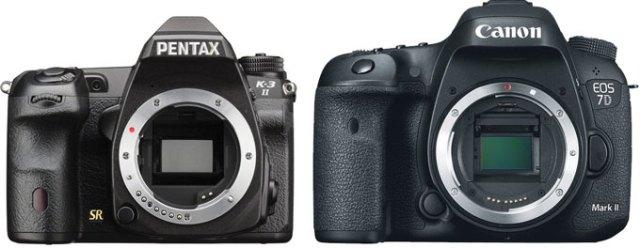Pentax K3 II vs. Canon EOS 7D Mark II 2 (2)