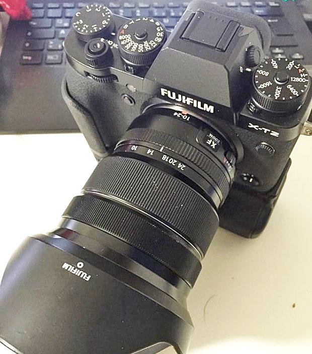 Fuji XT2 image