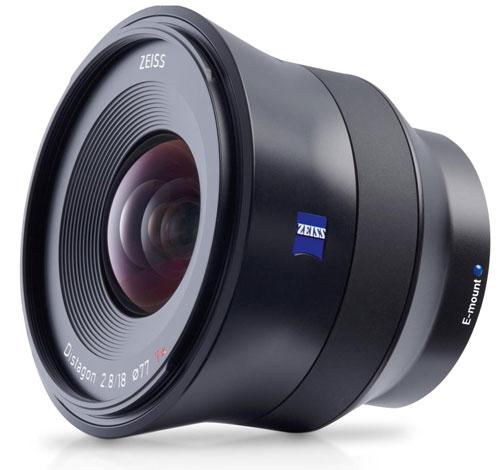 Batis lens for SOny FE mount camera