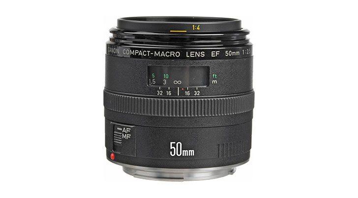 Canon 50mm F2.5 Macro Lens image