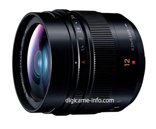 12mm lens image