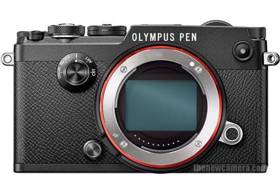 Olympus Fullframe camera