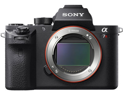 Sony A7R III camera image