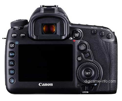 Canon 5D Mark IV back image