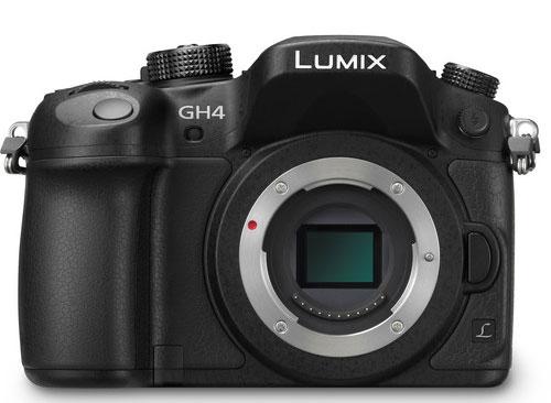 Panasonic GH series camera